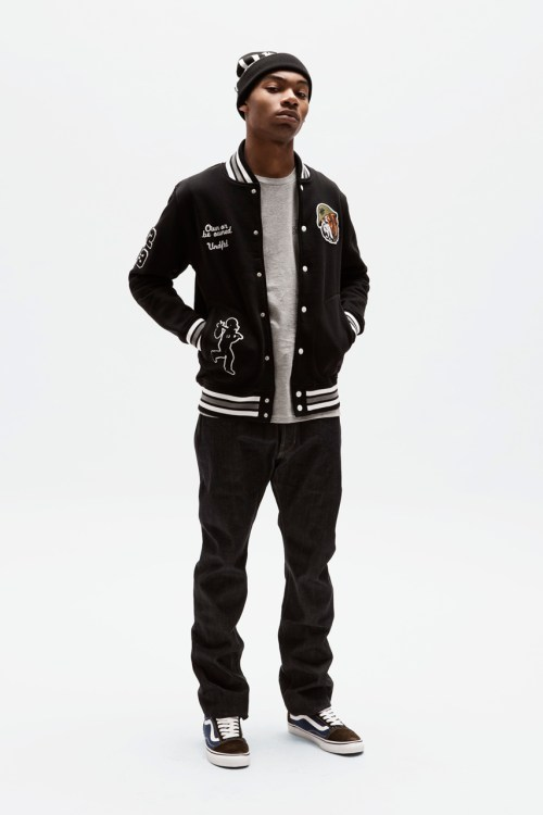 """Undefeated 2013 Spring """"Bad Sports"""" Lookbook"""