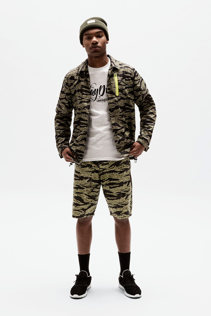 "Undefeated 2013 Spring ""Bad Sports"" Lookbook"