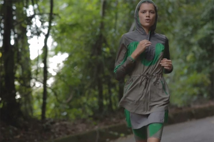 UNDERCOVER x Nike GYAKUSOU 2013 Spring/Summer Campaign Video