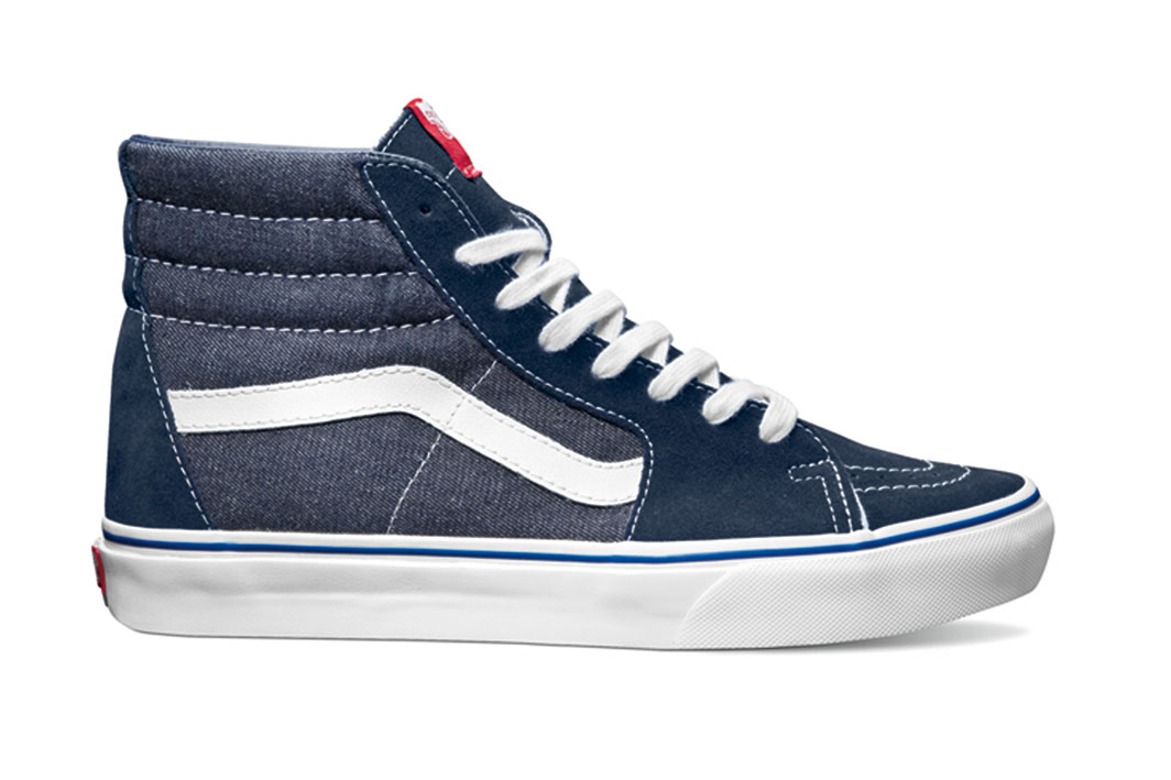 Vans Classics 2013 Spring Denim Collection