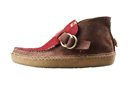 visvim Skynard Ring Moccasin-Folk