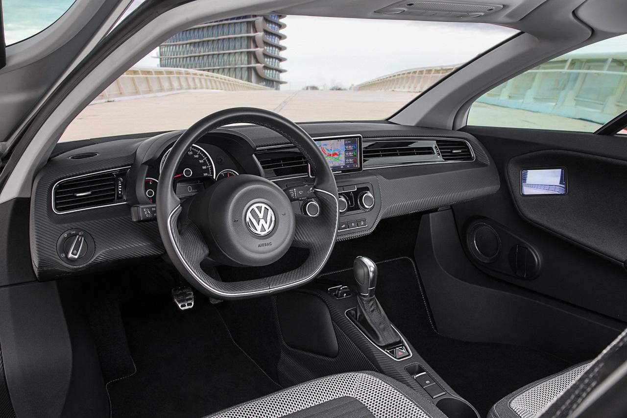 Volkswagen's 261-MPG XL1 Hybrid