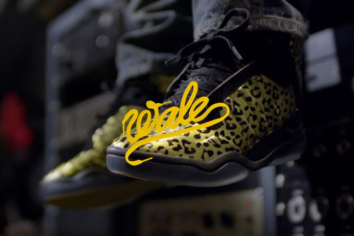 "Wale Sits Down with adidas Originals to Discuss the TS Lite AMR ""Trophy Hunter LTD"""