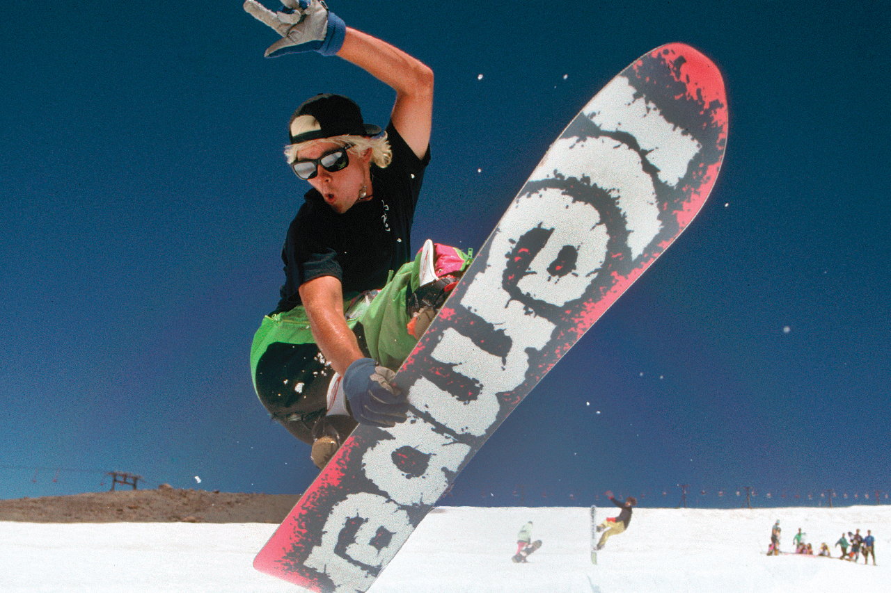 burn presents We Ride: The Story of Snowboarding