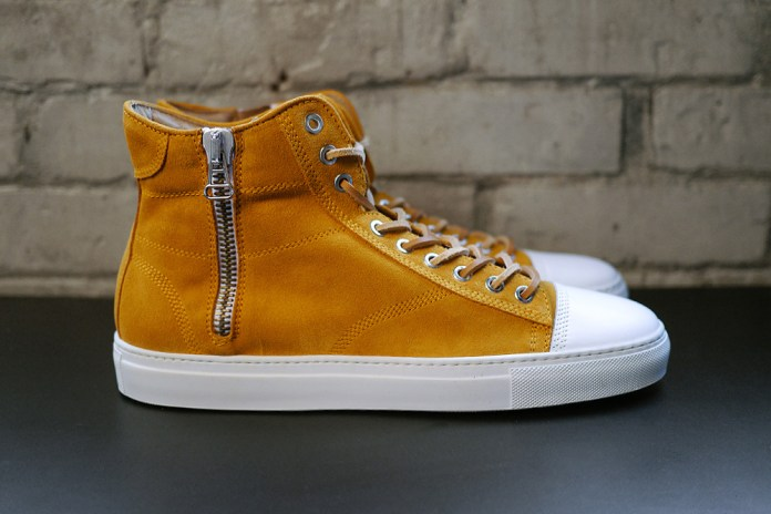 wings + horns S/S 2013 Hi-Top Sneakers
