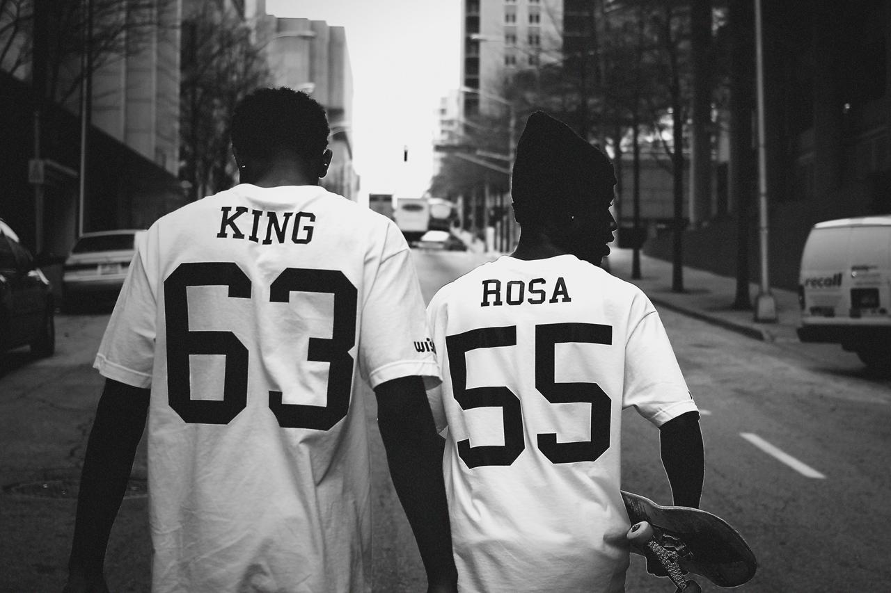 "Wish 2013 Spring Black History Month ""Key Players"" Lookbook"