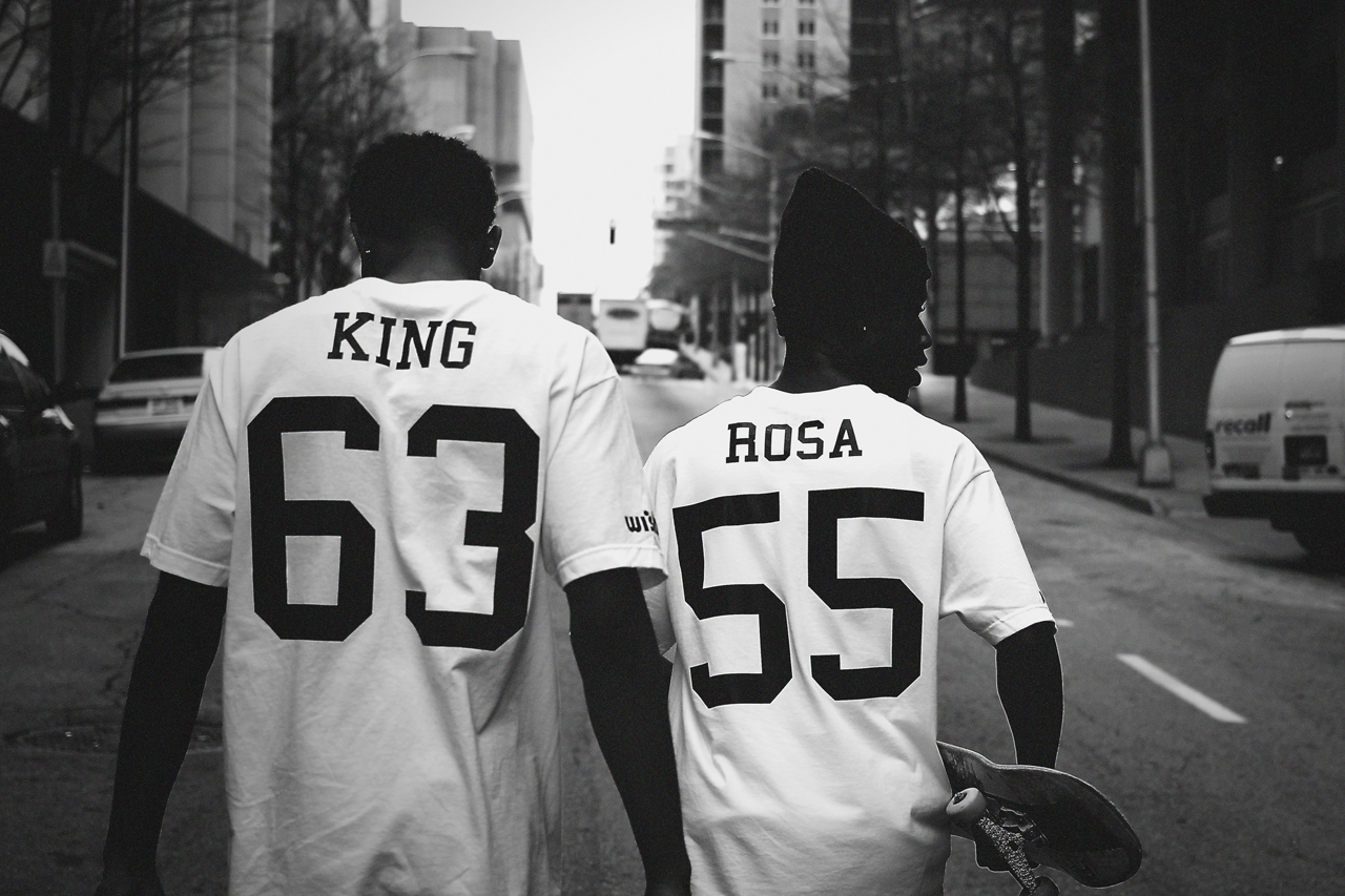 "Wish 2013 Spring Black History Month ""Key Players"" Lookbook"