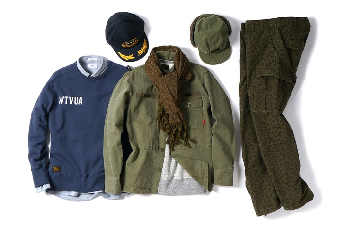 WTAPS 2013 February Releases
