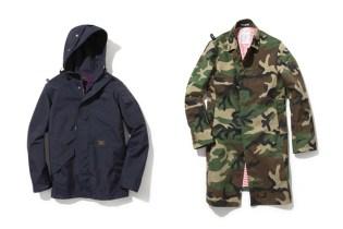 WTAPS 2013 Spring/Summer Outerwear