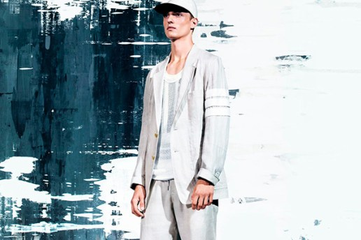 Y-3 2013 Spring/Summer Lookbook