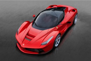 2013 LaFerrari Officially Revealed