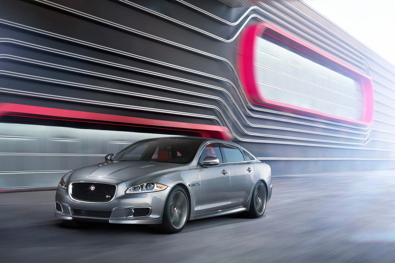 2014 Jaguar XJR | HYPEBEAST  2014 Jaguar XJR...