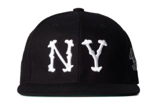 "40 oz NYC ""KIDS by Larry Clark"" Snapback"