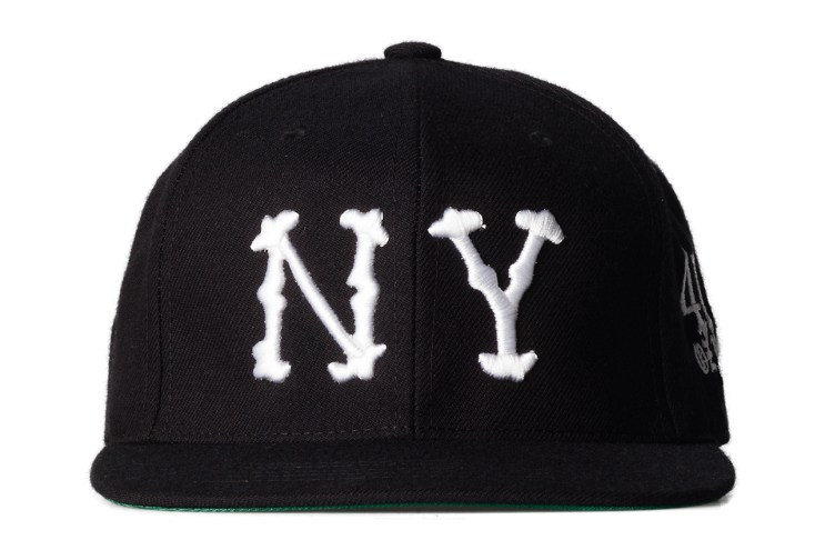 "40 oz NYC ""KIDS by Larry Clark"" Snapback"