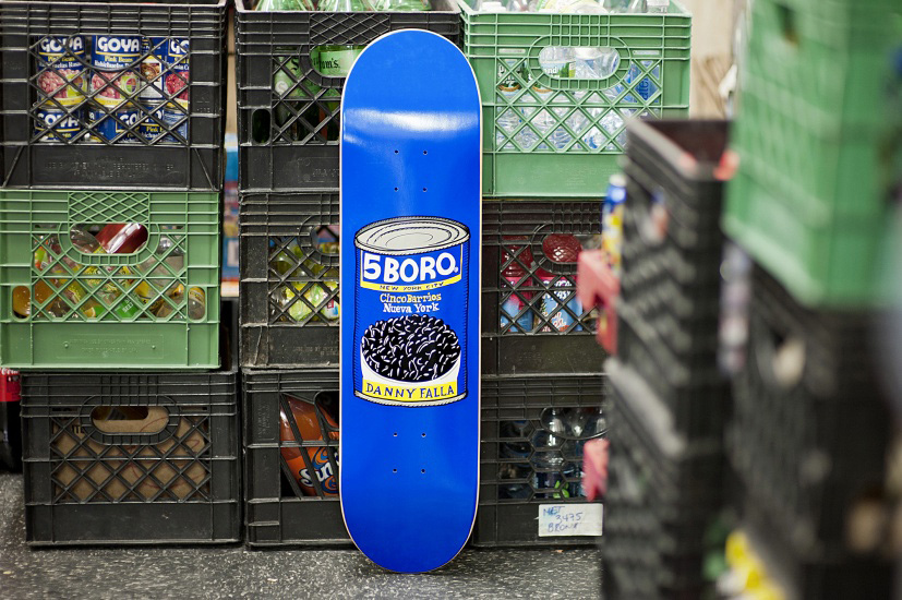 5boro Corner Store Skate Deck Series