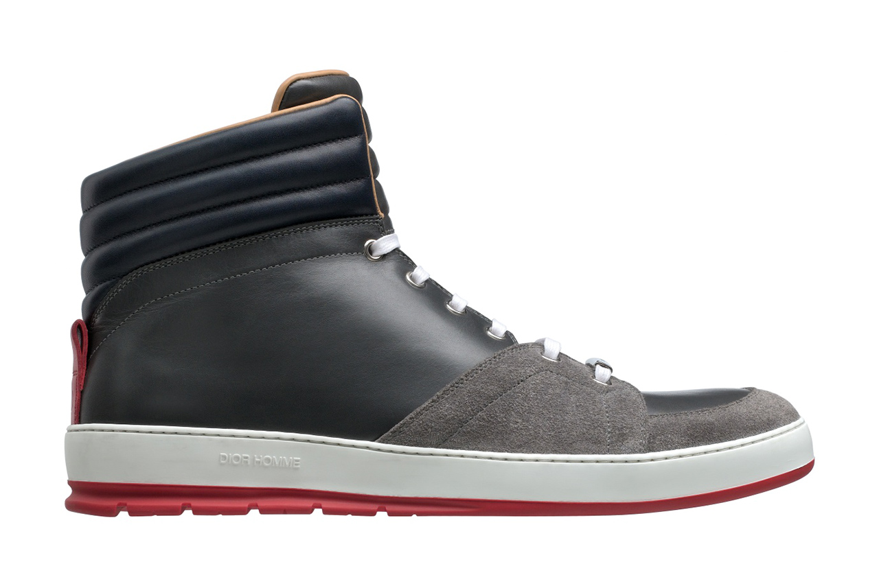 dior homme 2013 fall winter footwear collection