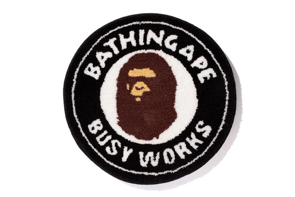 A Bathing Ape 2013 Spring/Summer BUSY WORKS RUG
