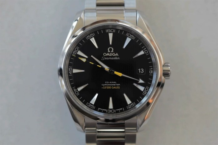 A Closer Look at the First Truly Anti-Magnetic Movement with the Omega Seamaster Aqua Terra 15,000 Gauss
