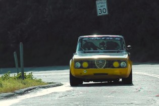 A Man and His Alfa Romeos