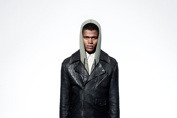 A. Sauvage 2013 Spring/Summer Lookbook