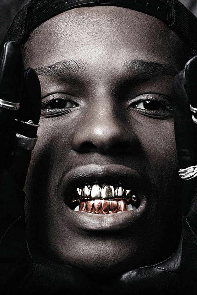 Alexander Wang Interviews A$AP Rocky in April 2013 Issue of Interview Magazine