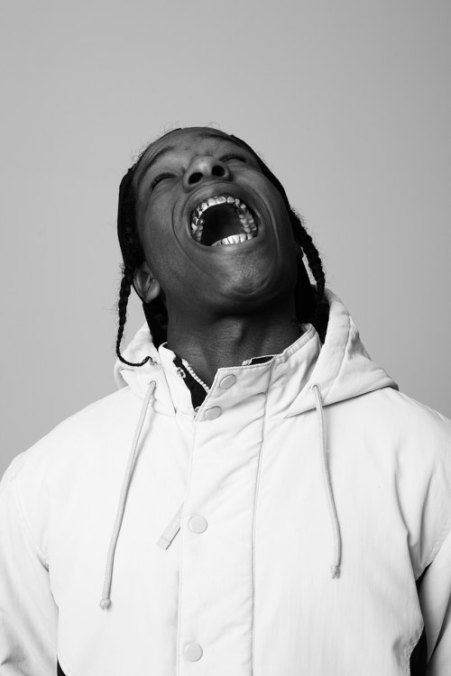 A$AP Rocky Outtakes – HYPEBEAST Magazine Issue 4: The Archetype Issue
