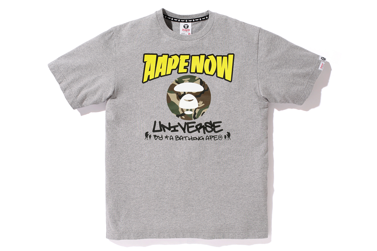 AAPE by A Bathing Ape 2013 Spring/Summer Collection