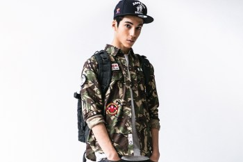 AAPE by A Bathing Ape 2013 Spring/Summer Lookbook