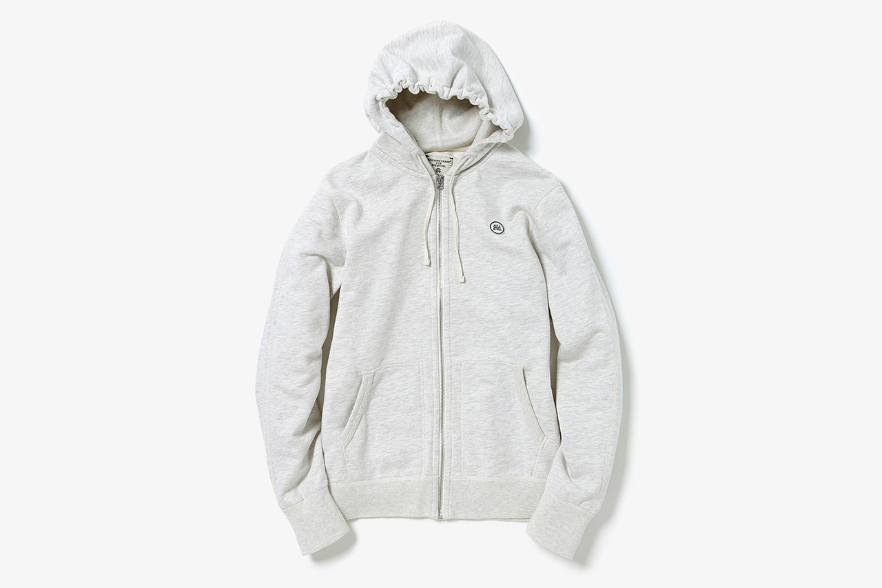 Ace Hotel x Reigning Champ 2013 Spring/Summer Collection