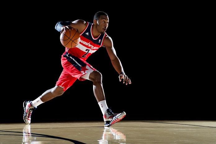 "adidas Introduces ""Crazyquick"" Footwear for John Wall"