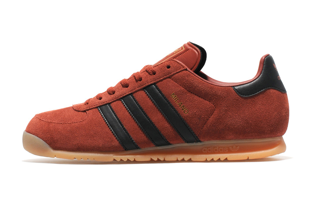 adidas originals milano dark copper size exclusive