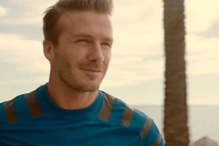 adidas Starts a CLIMACOOL Revolution with David Beckham