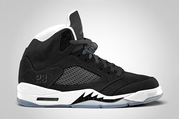 """Air Jordan 5 Retro """"Oreo"""""""