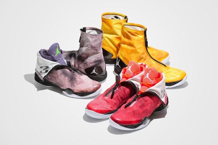 Air Jordan XX8 New Colorways