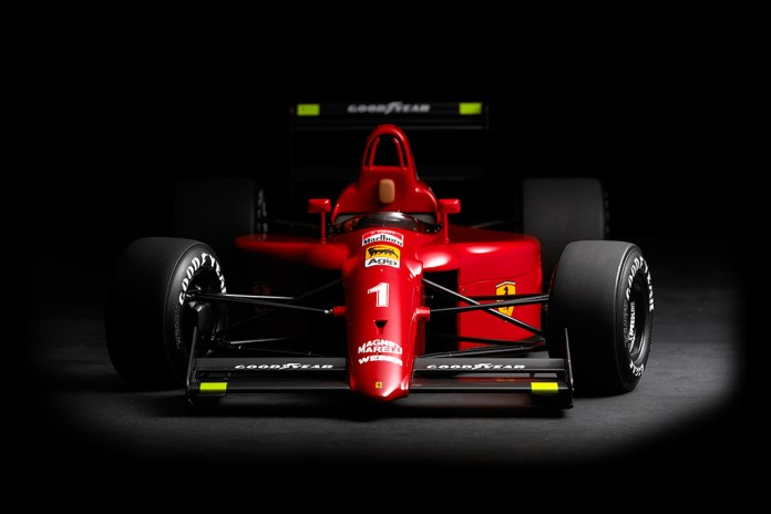 Andy Mathews 1/12th Scale F1 Models