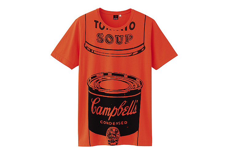 andy warhol x uniqlo 2013 spring summer ut collection