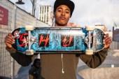 ANIMAL New York Zooms in on New York City Skateboard Decks