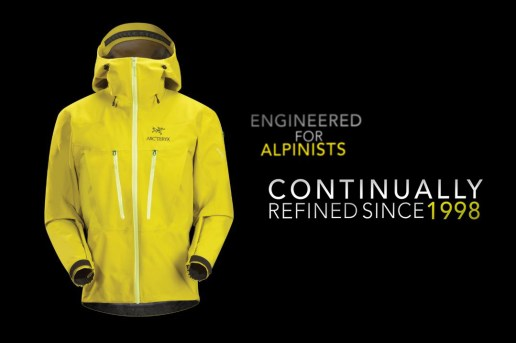 Arc'teryx Explain What Goes Into Their Rock Solid Alpha SV Shell