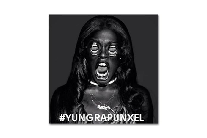 Azealia Banks - Yung Rapunxel