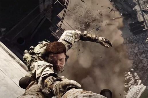 "Battlefield 4 ""Fishing in Baku"" Gameplay Reveal Trailer"