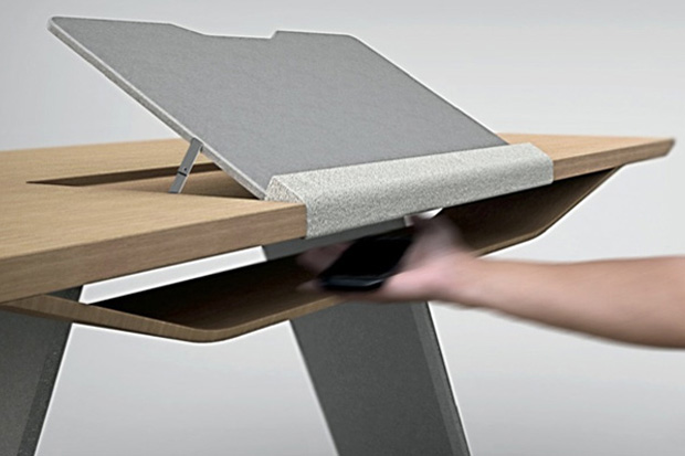 biuro ergonomic laptop desk by marc tran