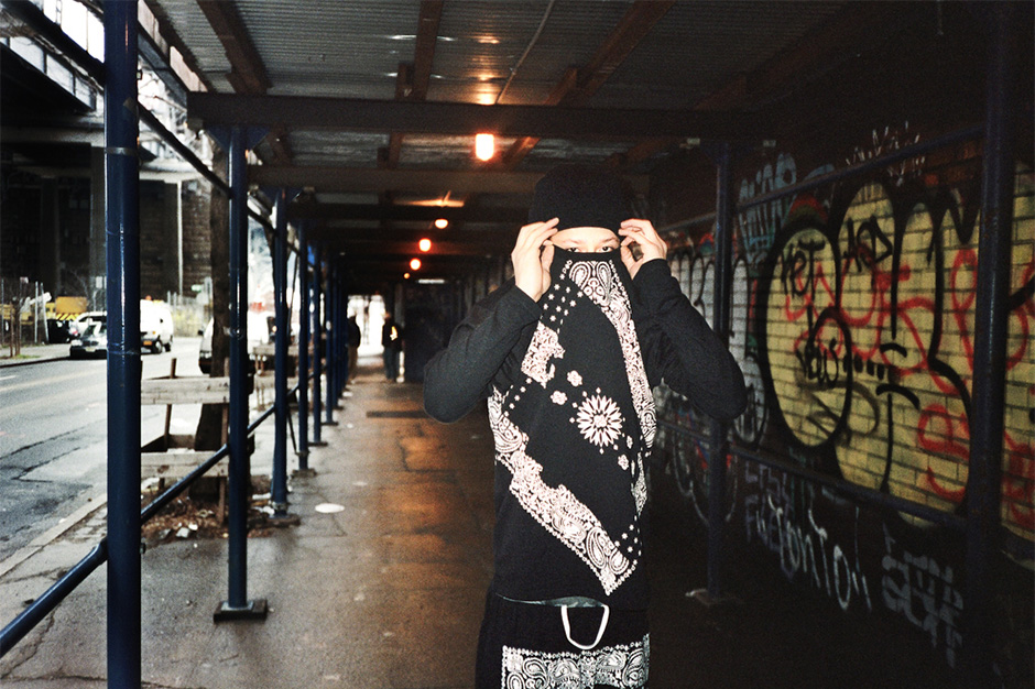 Black Scale 2013 Spring/Summer Editorial by Relapse Magazine