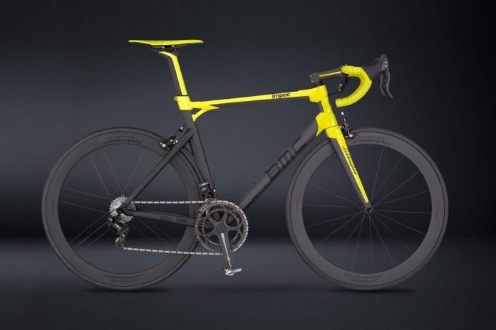 BMC 50th Anniversary Lamborghini Edition Road Bike