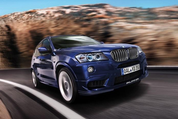 BMW Alpina XD3 Bi-Turbo