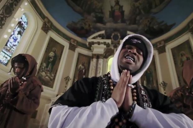 Bodega Bamz featuring A$AP Ferg - Say Amen | Video