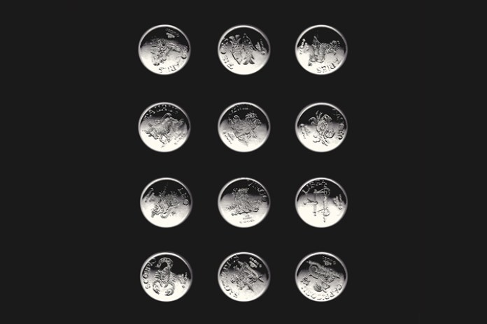 BUNNEY Hand-Engraved Zodiac Series