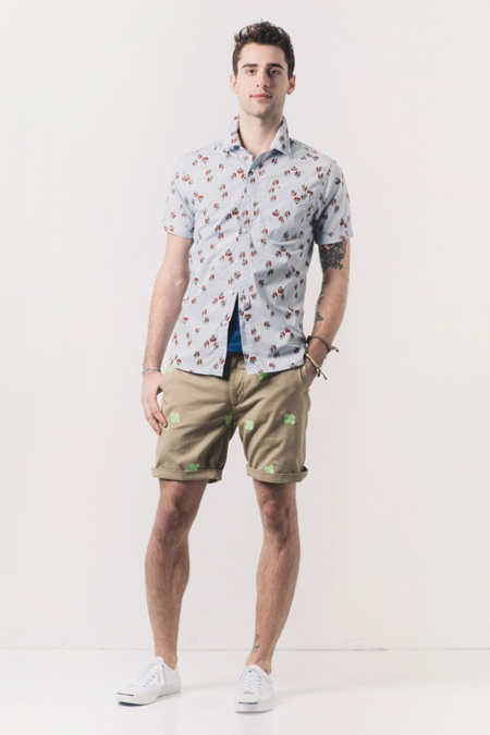 Burkman Bros. for Barneys New York 2013 Spring/Summer Lookbook