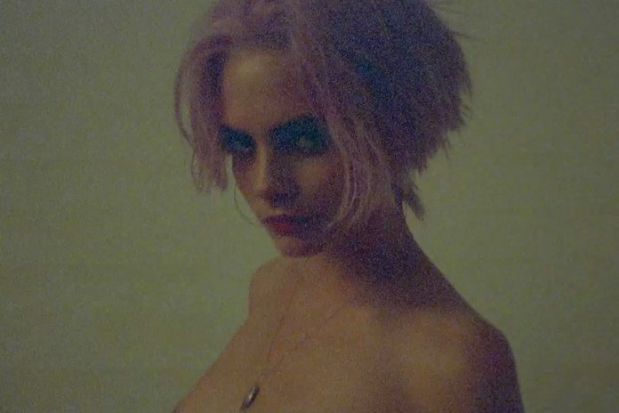 Cara Delevingne Uncut by Tyrone Lebon for i-D Magazine (NSFW)