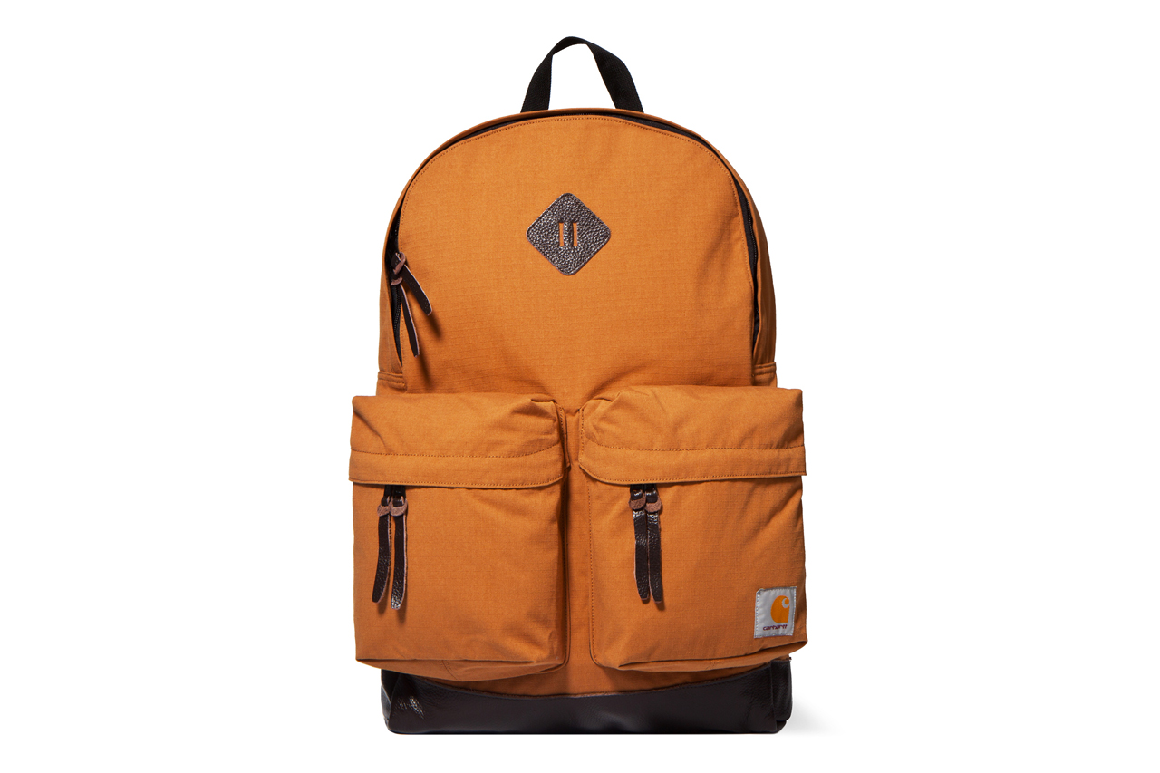 carhartt wip 2013 spring summer bag collection