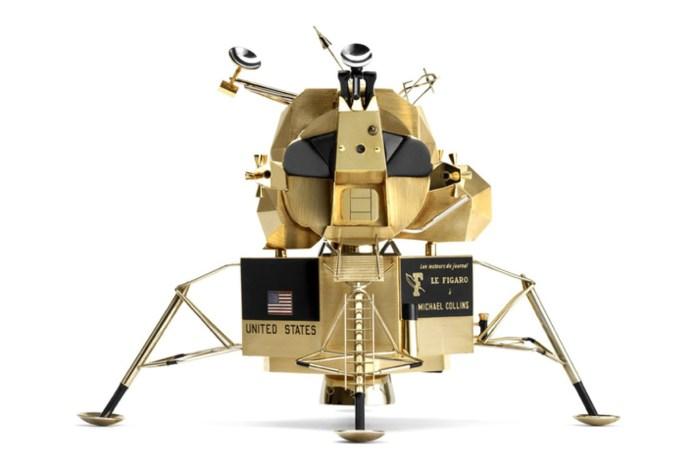 Cartier Apollo 11 Gold Replica